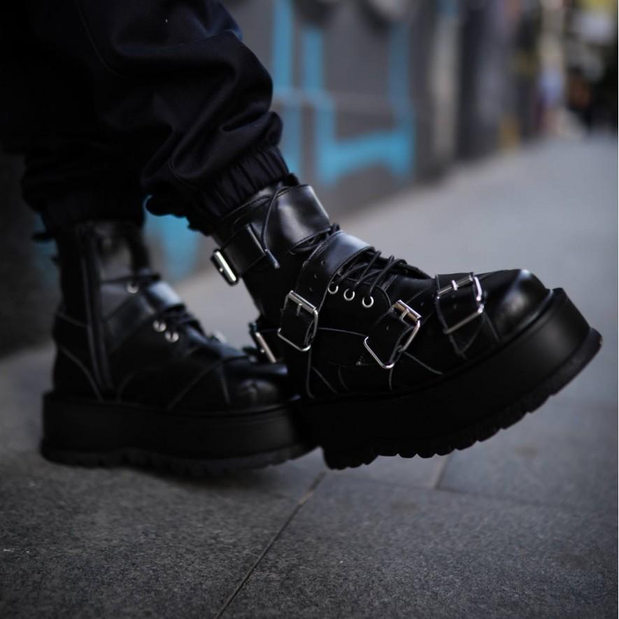 Bocanci - Heavy Duty - Black