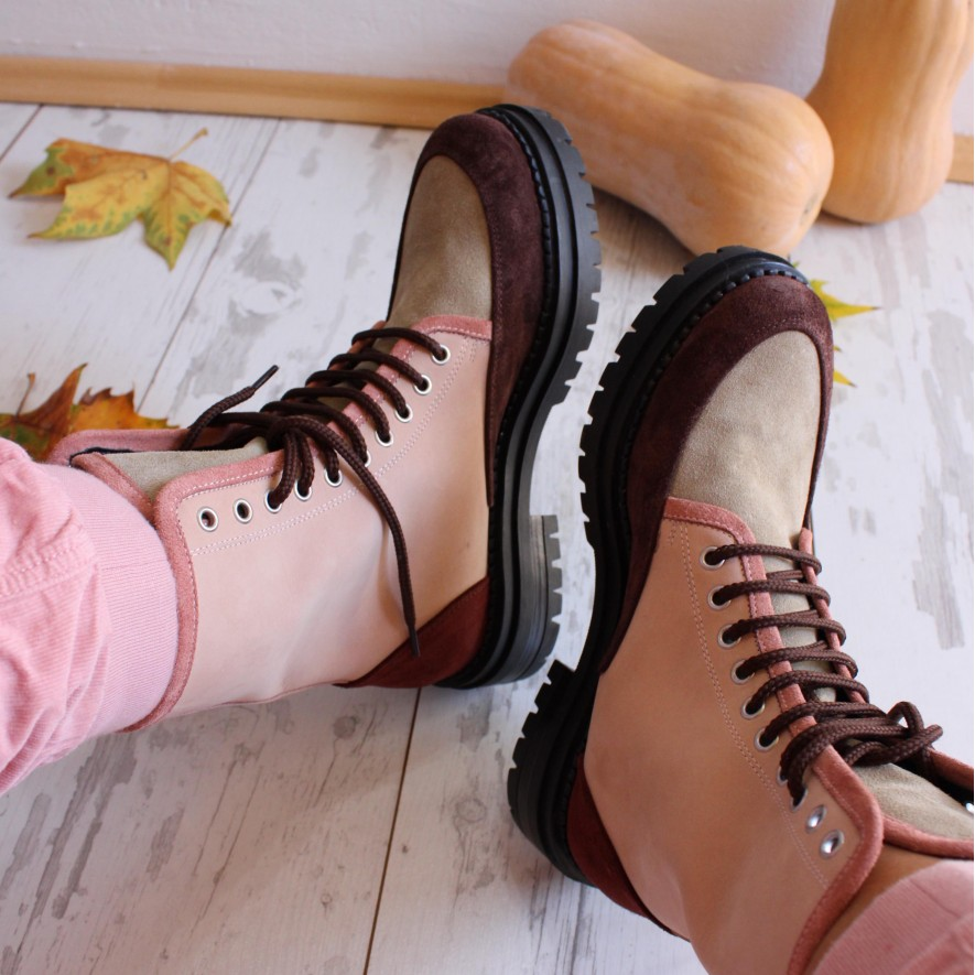 Bocanci - Puffle - Pink