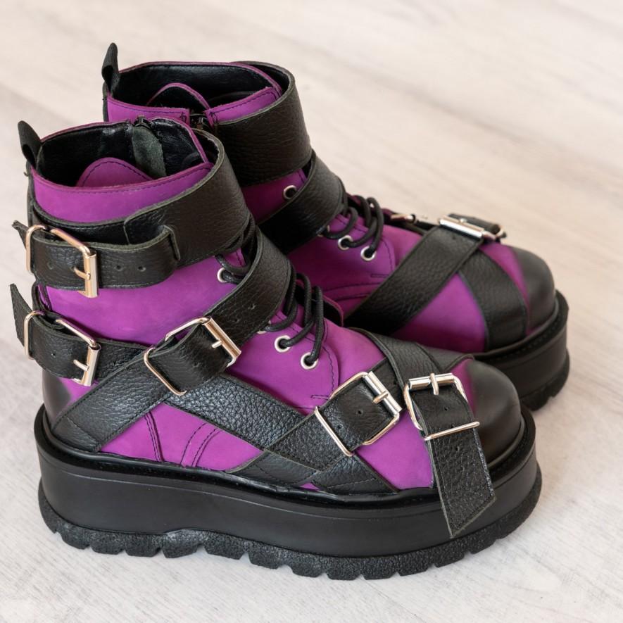 Bocanci - Heavy Duty - Purple