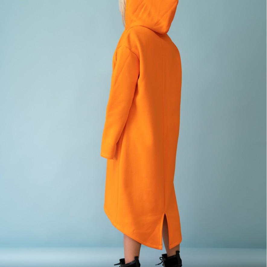 Hoodie - Core - Orange